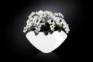 Venezia Zusammensetzung, Vase mit Blumenkomposition