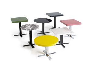 Plus, Sammlungen anpassbarer kleiner Tische