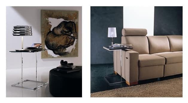 t107 stick, Couchtisch für Wohnzimmer, modernen Stil