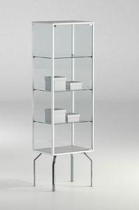 ALLdesign plus 51/17P, Schaufenster für Shop, mit Aluminiumprofilen