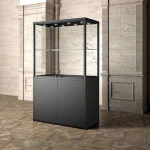 Museum MU/120FM, Ausstellungsvitrine für Ausstellungen