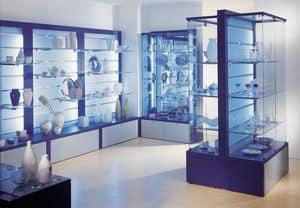 Overglass comp.01, Aussteller, Modulfenster , Shop, optische