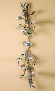 PL.6685/7, Wandlampe mit einer Olivenzweigform