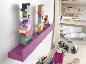 Easy consolle, Kleines Regal für Kinderzimmer