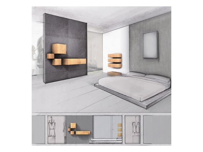 Trealcubo comp.03, Modulares System für Möbel