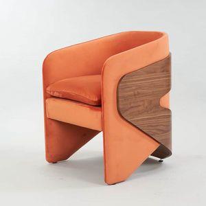 BS505A - Sessel, Sessel mit umhüllender Struktur