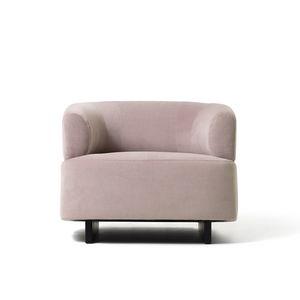 Loft Sessel, Sessel mit geschwungenen und eleganten Linien