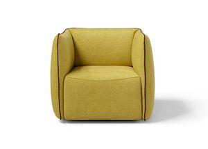 Ludo, Sessel auf Drehbasis