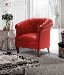 MARGOTT Sessel, Klassischer Sessel im englischen Stil