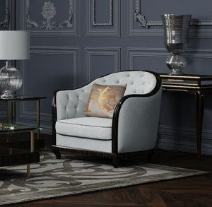 New York/CL Sessel, Sessel aus Massivholz