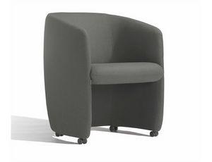 Plum 560RU, Gepolsterter Sessel auf Rollen
