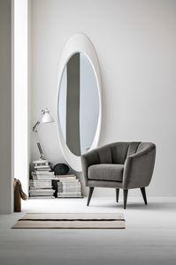 TEBE PT509, Sessel mit runden Formen