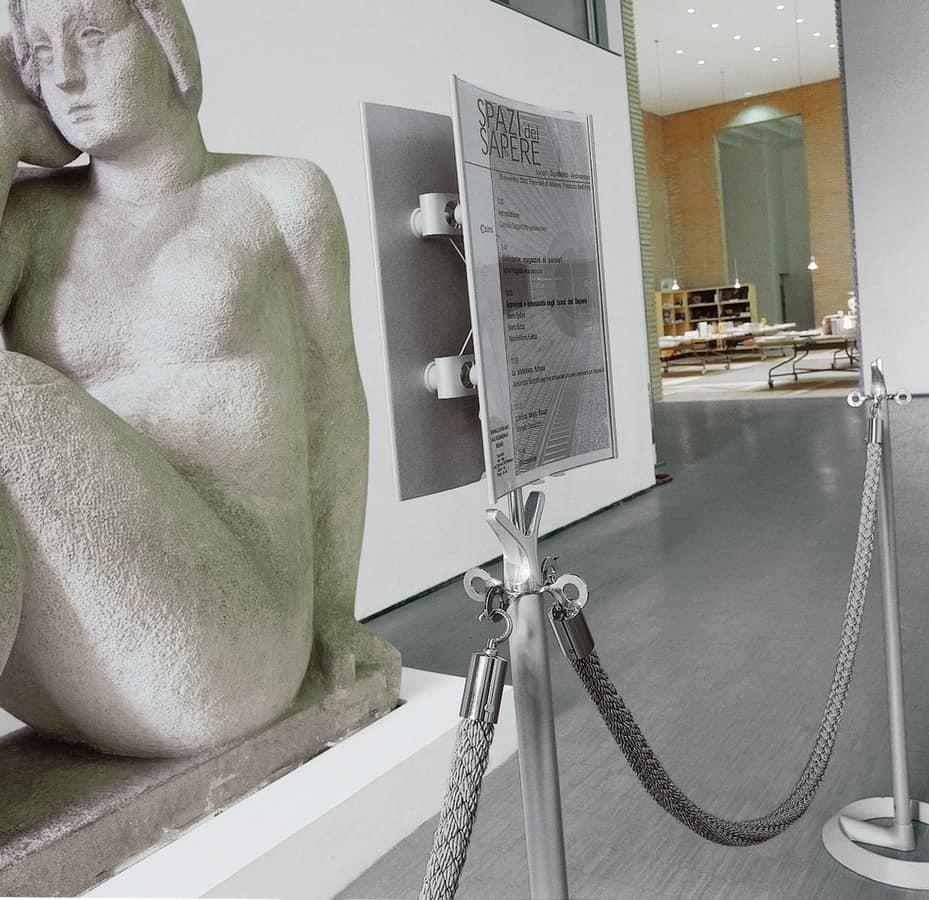 Battista rope divider, Möbel für das Büro, für öffentliche Ämter