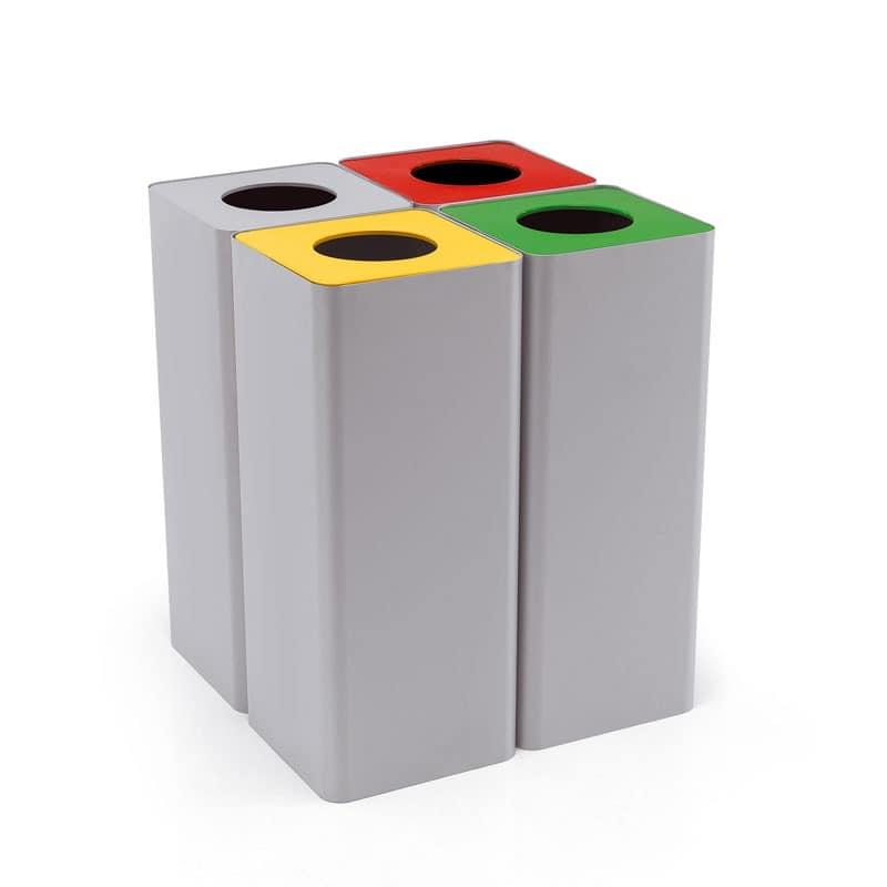 Centolitri 1, Behälter für Recycling, für zu Hause und im Büro