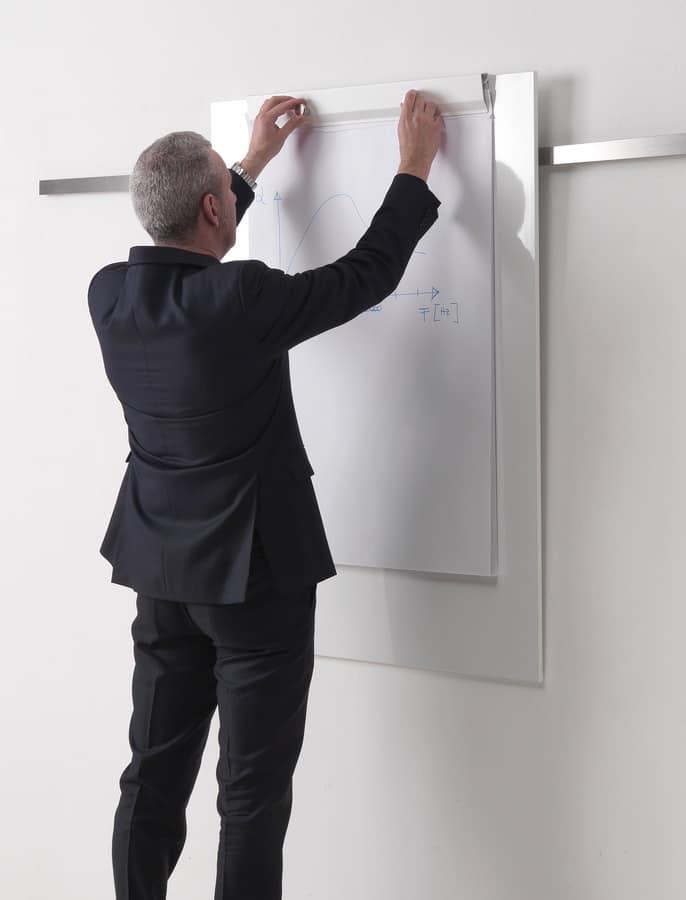 Meeting, System von Ausstellern und Tafeln, für öffentliche Ämter