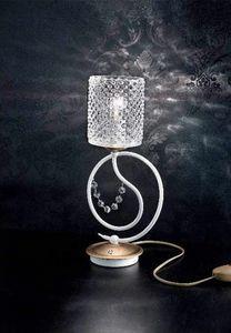 Class table lamp, Klassische elegante Leuchte für Hotelzimmer