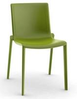 Kira-S, Außen-Stuhl, leicht, stark, komfortabel, in Kunststoff