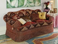 Butterfly, Gepolstertes Sofa für Klassiker Luxus-Wohnzimmer