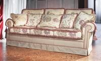 Pamela, Klassische Luxus-Sofa für Wohnzimmer