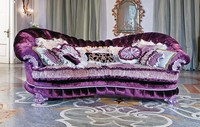 Raffaello, Sofa im klassischen Stil Luxus für Aufenthaltsräume