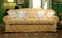 Roger, Sofa klassischen Luxus