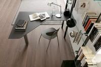 dl101 seattle, Eleganten Schreibtisch für Chef