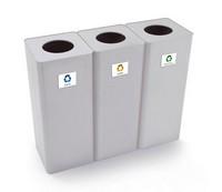 Centolitri 2, Stahlbehälter für die getrennte Sammlung
