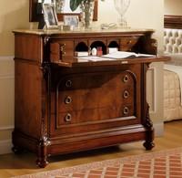 D'Este Kommode, Dresser in Nussbaum mit luxuriösen Finish für Classic Zimmer