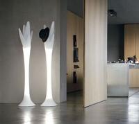 SPIGA mit Licht, Kleiderbügel aus Kunststoff, mit Innenbeleuchtung