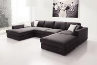 Titanic, Sofa mit Halbinsel, modular und elegant, für das Leben