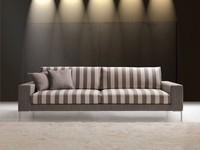 Daytona, Elegante Warte Sofa, breite Armlehne, für Office