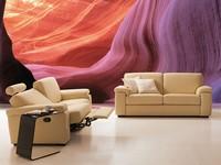 Anais, Sofa entspannen, komfortabel, Kippen und Erweiterung f�r Studio