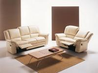 Lincoln, Ergonomischen und bequemen Sofa, mit Neigesitz