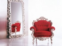 Alkymist, Luxus klassischer Sessel, eine hohe Wirkung