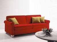 Minerva, Aufklappbares Sofa, Gästebett, für Wohnungen