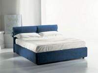Venere, Bett mit Lagerung und verstellbare orthopädischen Netz
