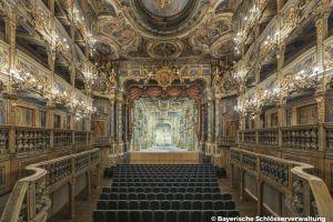 Das Markgrafentheater - Bayreuth