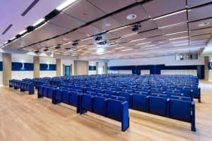 Neuer Sitz Auditorium BCC Prealpi - Treviso