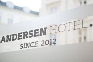 Anderson Hotel - Copenaghen
