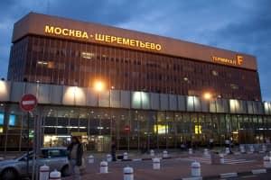 Sheremetyevo Airport - Moskau