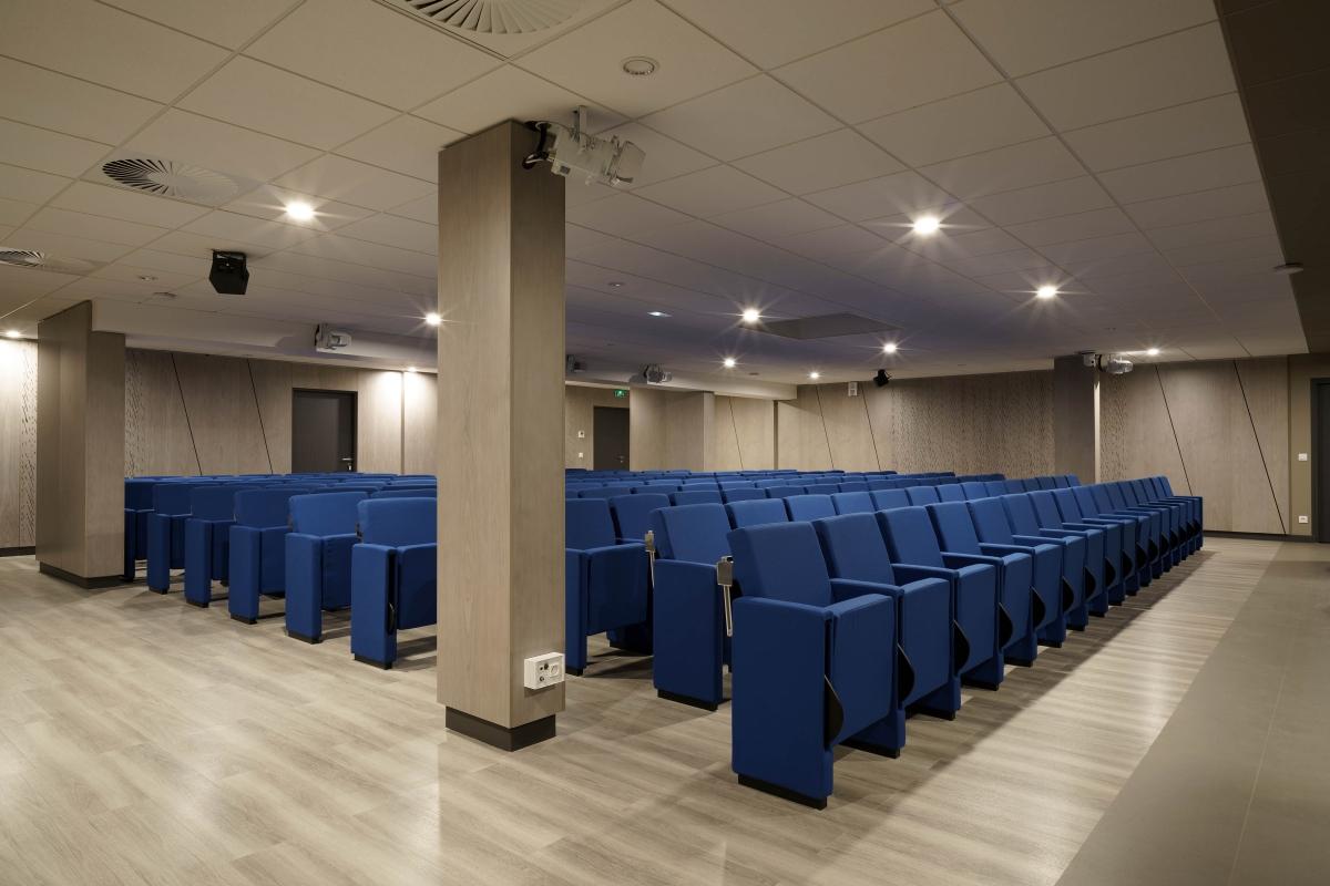 Auditorium des Buralistes