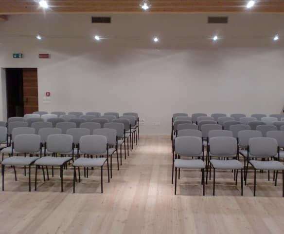 Der Konferenzraum der Gemeinde Gaiarine