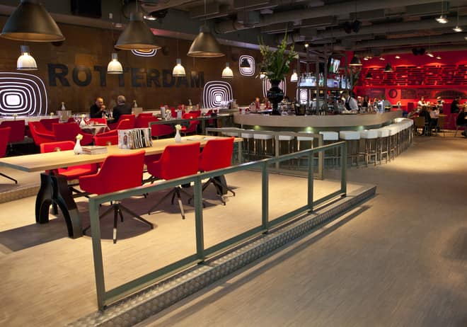 Feyenoord Restaurant, Rotterdam